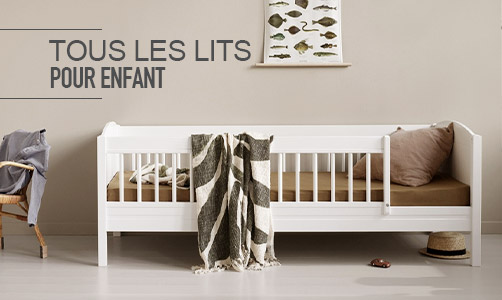 Les lits pour les enfants
