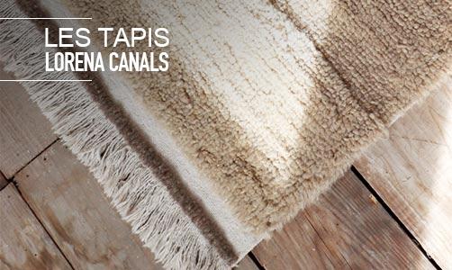 Les tapis Lorena Canals