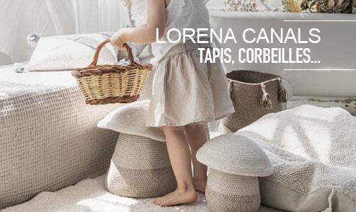 La marque Lorena Canals