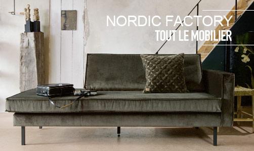 La marque Nordic Factory