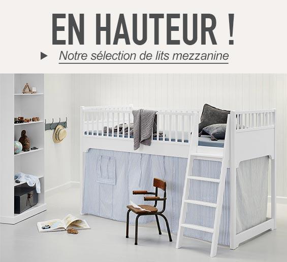 Les lits mezzanine pour enfant
