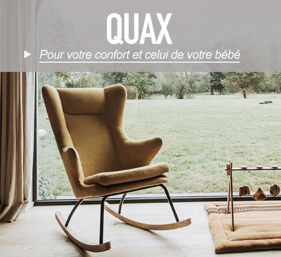 La marque Quax