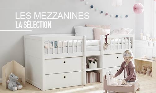 Les lits mezzanine