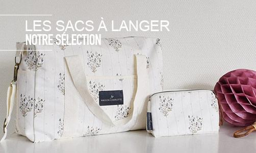 Les sacs à langer