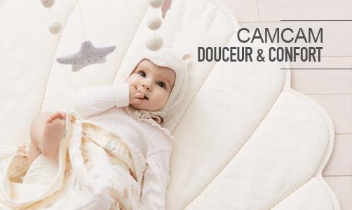 La marque Camcam
