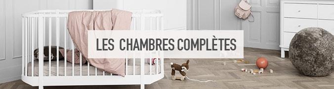 Les chambres complètes pour Bébé