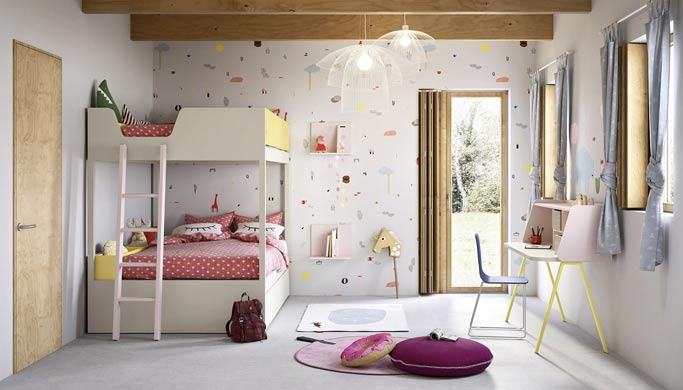 Ambiance Chambre Enfant - Amazing Home Ideas - freetattoosdesign.us