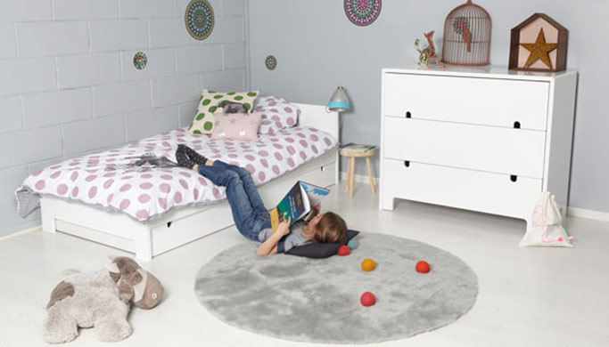 ambiance-chambre-enfant-tapis-rond-pilepoil