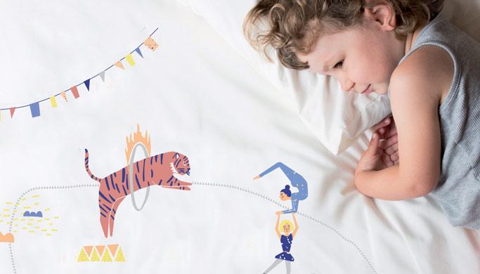 ambiance-parure-de-lit-enfant-circus-mimi-lou