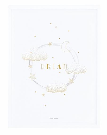 Affiche encadrée Sweet Dreams