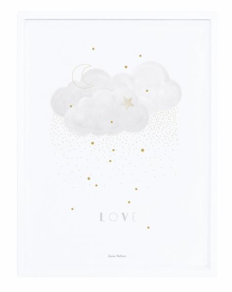 Affiche encadrée Sweet Love