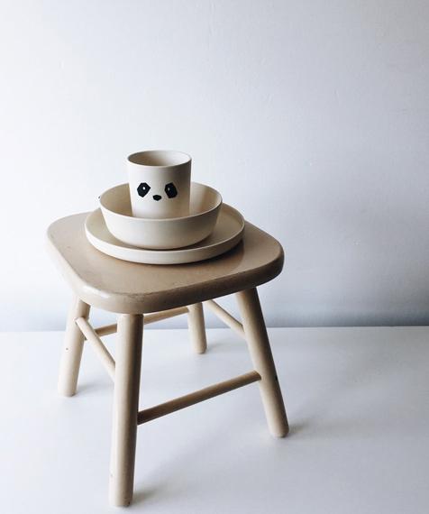 Vaisselle Dans Set De LiewoodFile Panda Chambre Ta Nv80Omnw