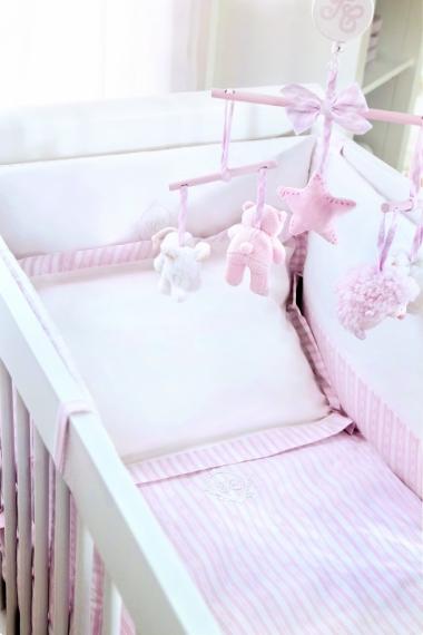 tour de lit bébé tartine et chocolat Tour de lit Garda   Tartine et Chocolat   File Dans Ta Chambre tour de lit bébé tartine et chocolat