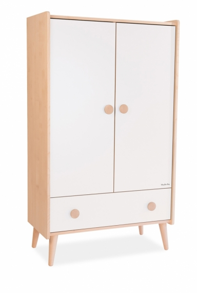 armoire 2 portes fifti moulin roty file dans ta chambre. Black Bedroom Furniture Sets. Home Design Ideas