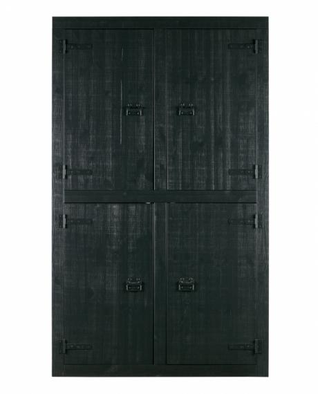 Armoire 4 portes Hector