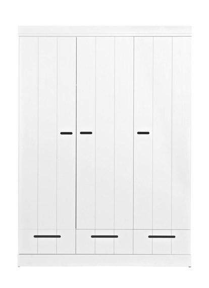 Armoire Connect 3 portes + tiroirs