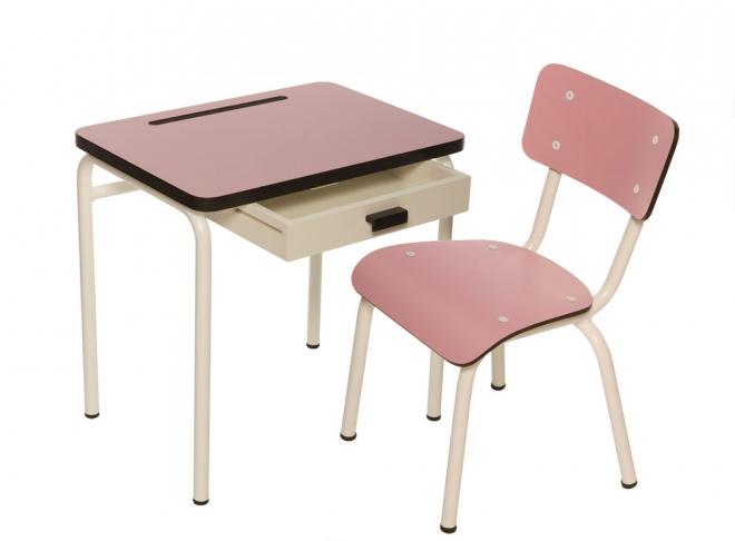 Bureau Et Chaise Enfant Lit Sureleve