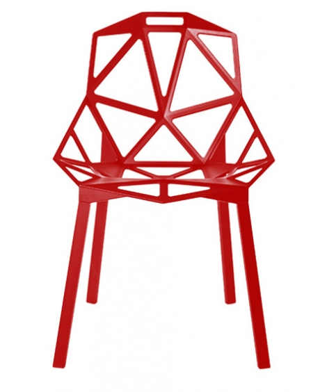 Chair One - Lot de 2