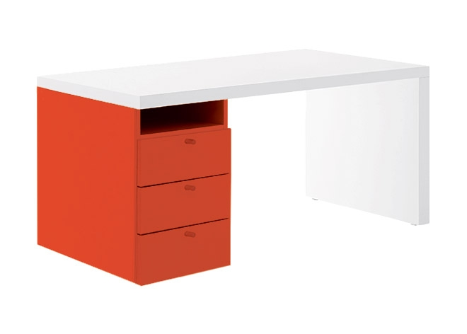 bureau container nidi ninfea canapa file dans ta chambre. Black Bedroom Furniture Sets. Home Design Ideas