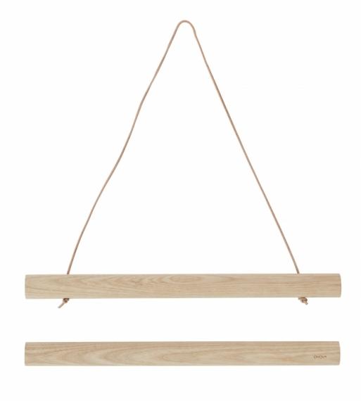 Cadre en bois pour affiche