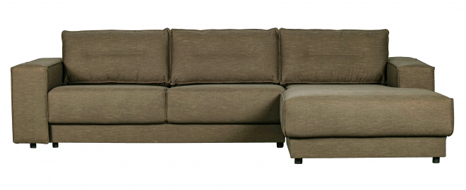 Canapé d'angle droit Randy