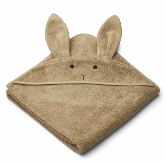 Cape de Bain Lapin Rabbit