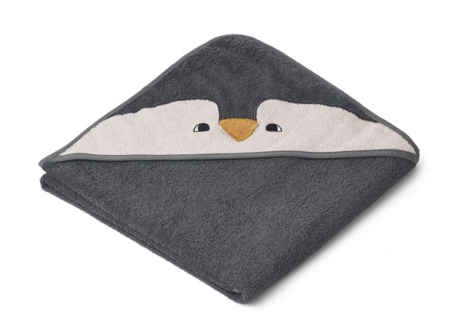 Cape de bain Pingouin Penguin