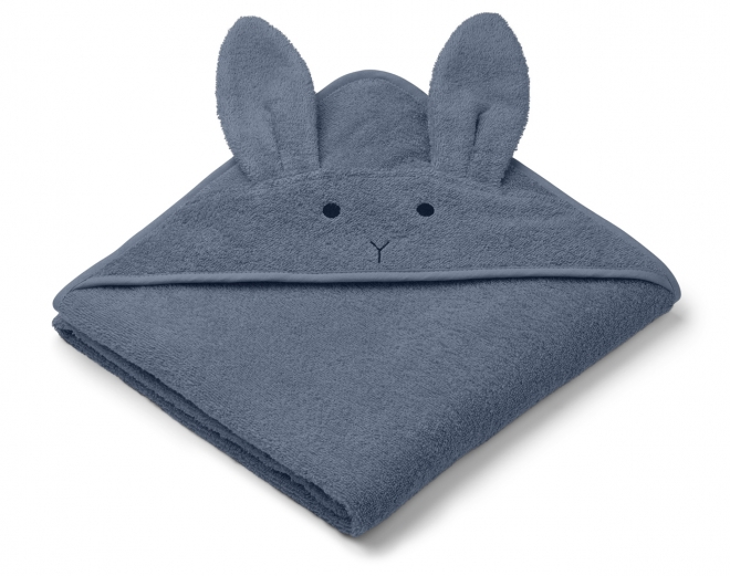 Cape de Bain Lapin Rabbit