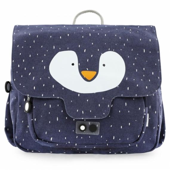 Cartable Mr Penguin 3-6 ans