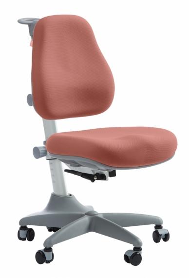 chaise roulettes verto flexa rose file dans ta chambre. Black Bedroom Furniture Sets. Home Design Ideas