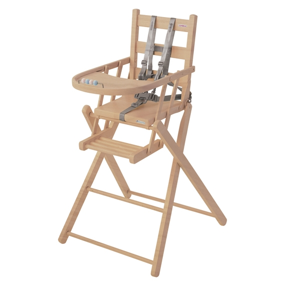Chaise haute Extra Pliante Sarah