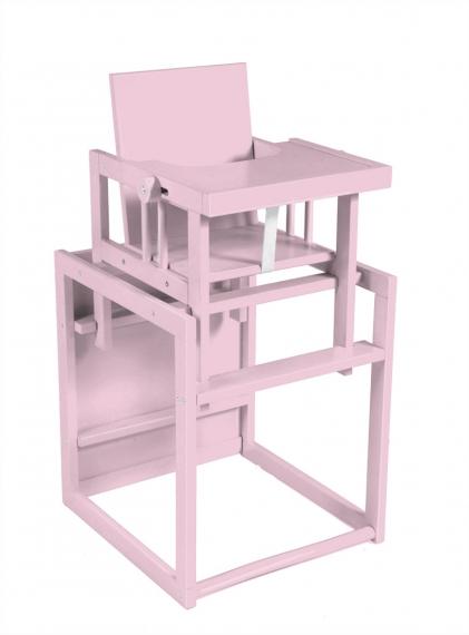 Chaise haute Cubic