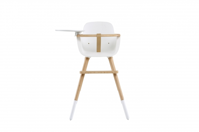 Chaise haute Ovo One avec harnais