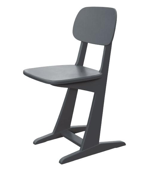 Chaise à patins