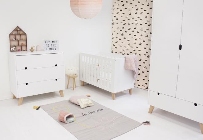 Chambre bébé Moon