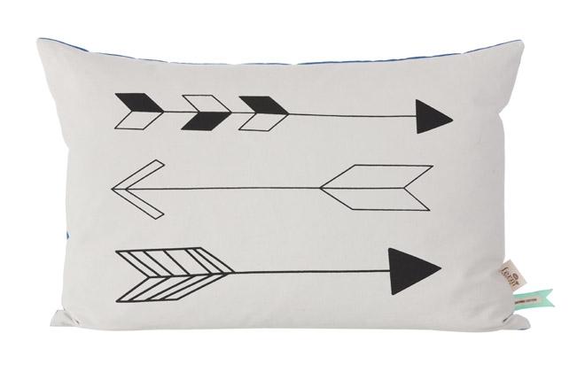 Coussin Native Arrow