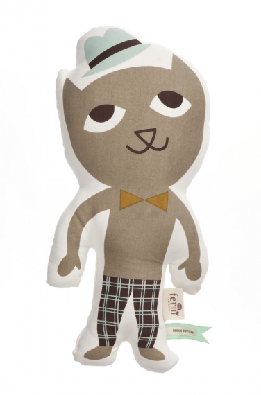 Coussin Mr Cat