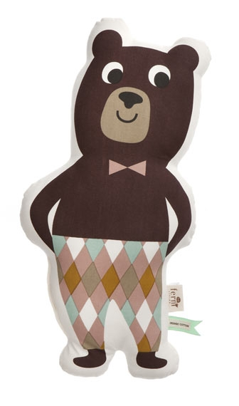 Coussin Mr Bear