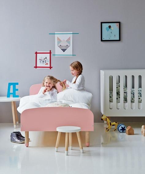 lit enfant 90x200 flexa play flexa play file dans ta chambre - Lit Scandinave Enfant