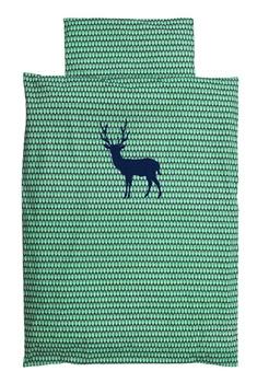 Parure de lit 140x200 Blue Deer