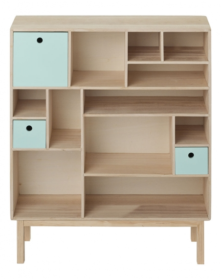 Bibliothèque Cabinet M