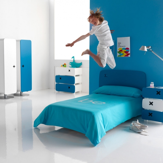 tte de lit be bed be file dans ta chambre - Tete De Lit Enfant