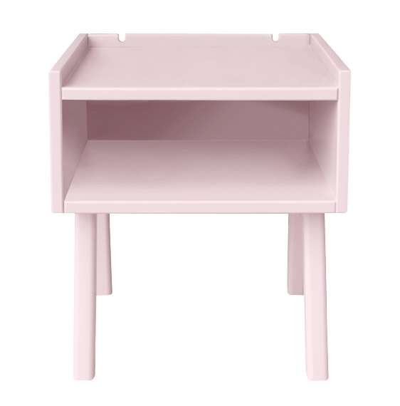 Lovely Table De Nuit Rose #5: File Dans Ta Chambre