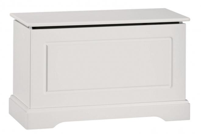 coffre a jouet gris coffre jouets gris en bois achat. Black Bedroom Furniture Sets. Home Design Ideas
