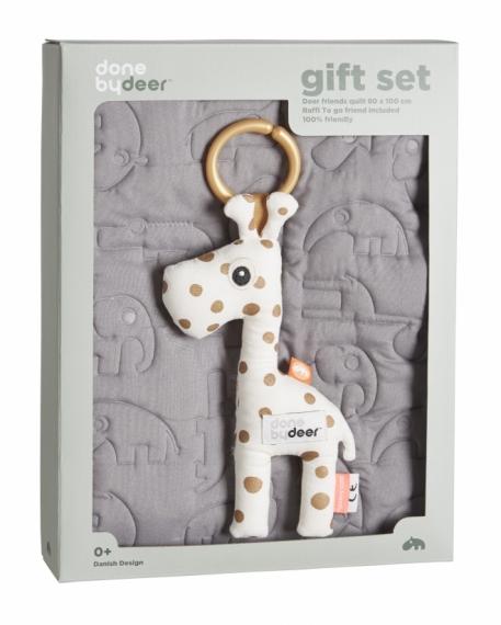 Coffret naissance Quilt gift
