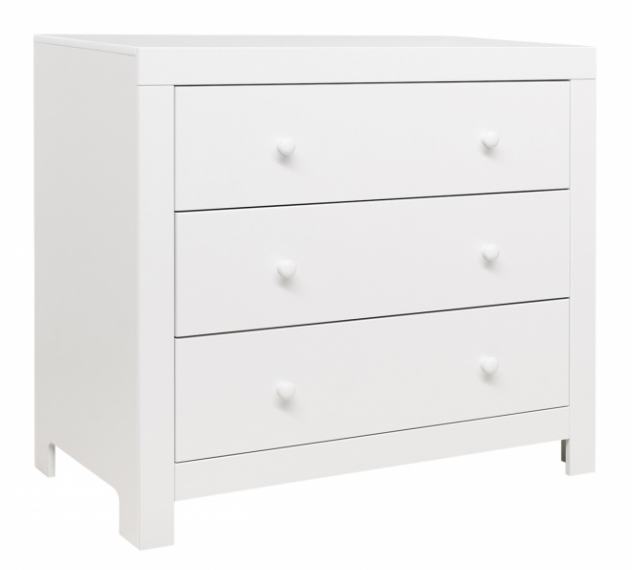Commode 3 tiroirs Hugo