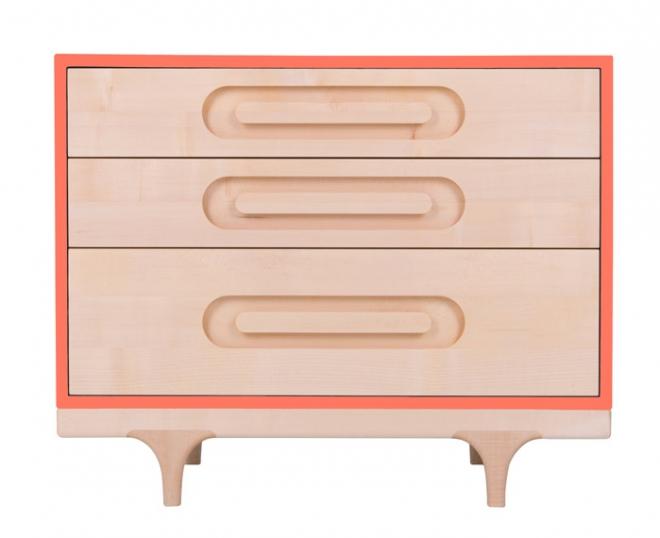 Commode Caravan Dresser