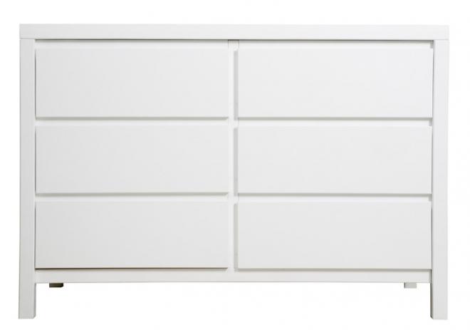 Commode 6 tiroirs Corsica