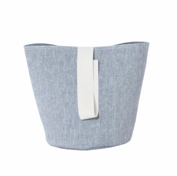 Corbeille à linge Chambray S