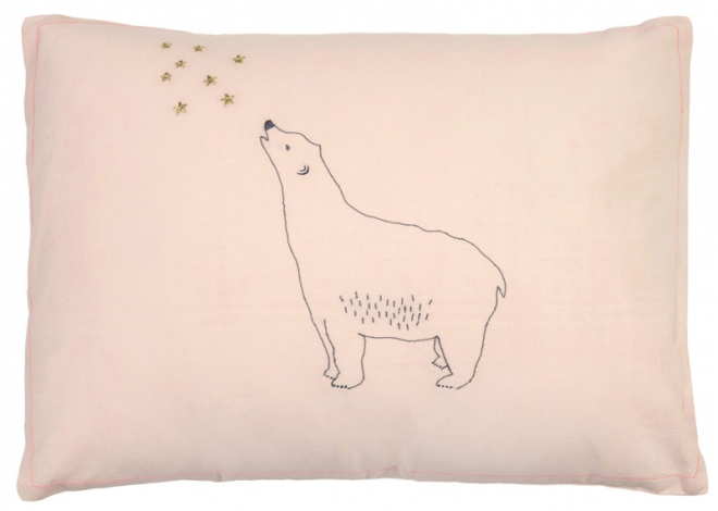 Coussin 30x40 Bear and Stars